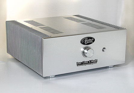Timbre & Luces Professional Pure Class A Amplifiers produce amazing audiophile sound for professional applications.